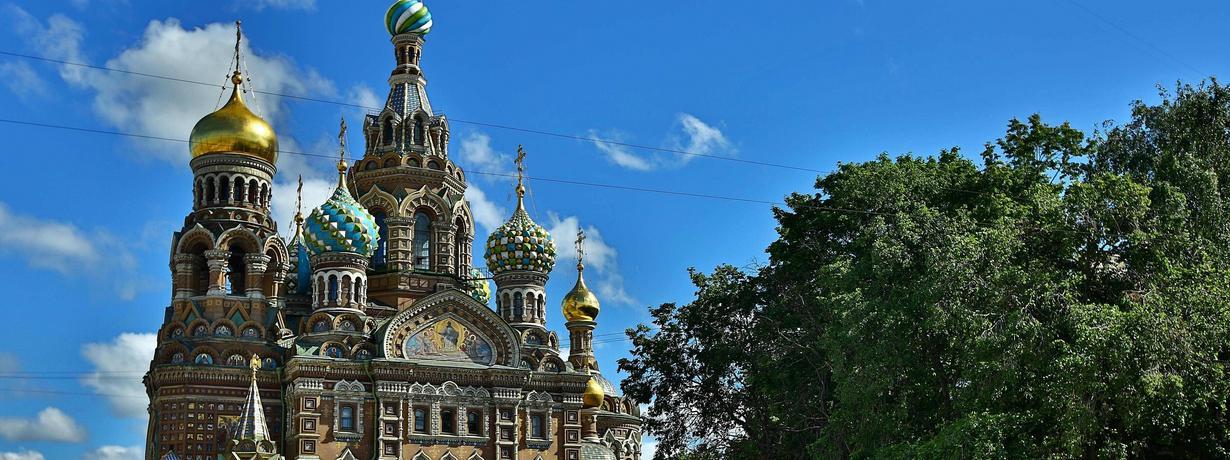 Petersburg - najpiękniejsze miasto na wschód od Paryża. Ale na początku była krew...