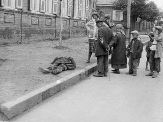 """""""Wiosną 1933 roku samo pozostawanie przy życiu stało się podejrzane"""""""