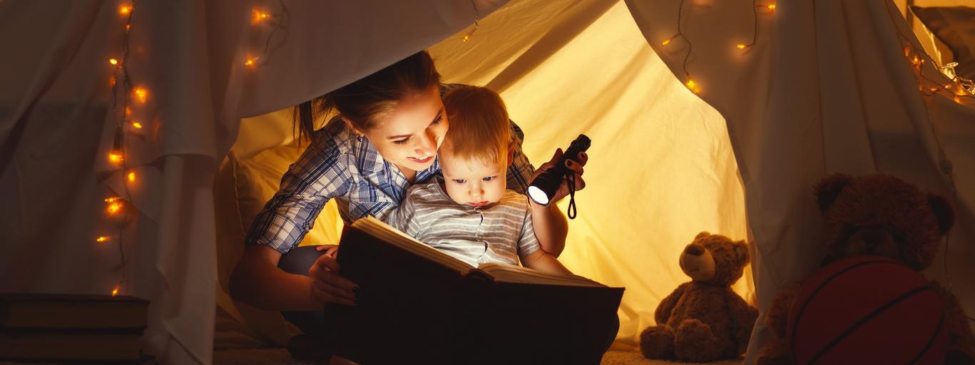 dziecko czytanie książki