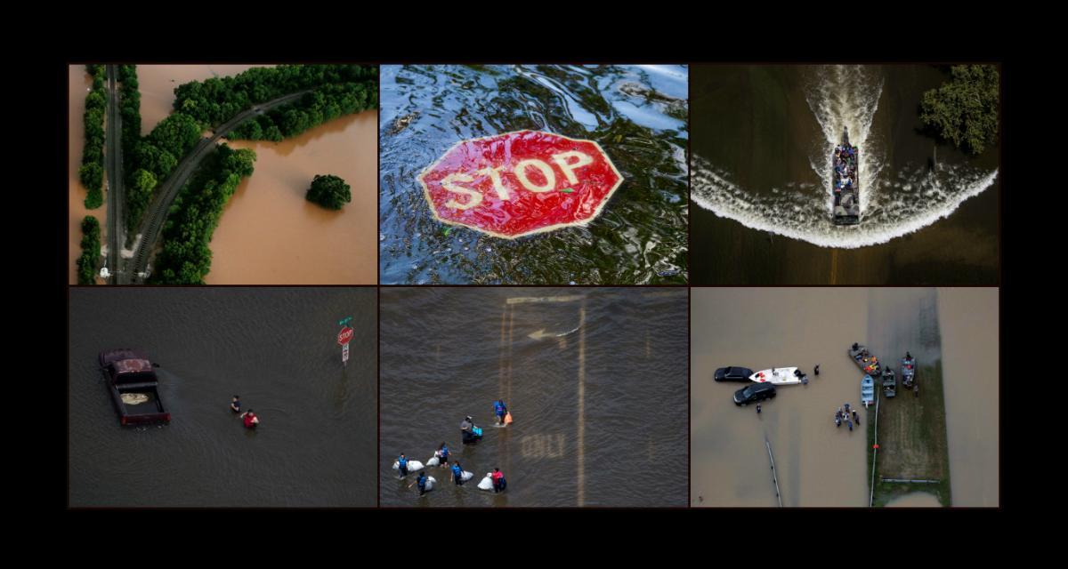 Teksas pod wodą