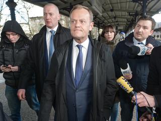 Tusk wezwany przed sąd w sprawie Smoleńska