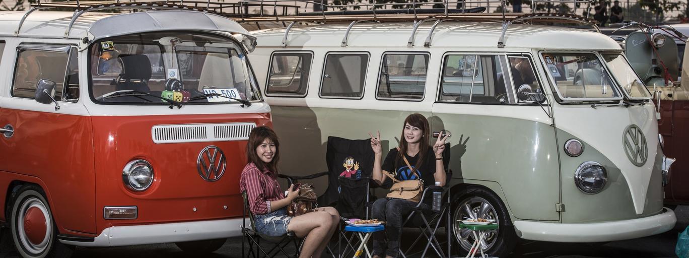 Siam VW Festival in Bangkok