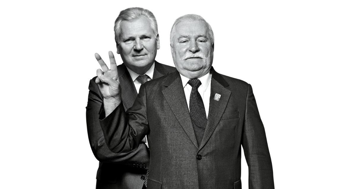 Kaczyński potrafi tylko pociągać zasznurki