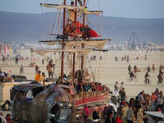 Po ile ten bunt? Startuje słynny festiwal Burning Man