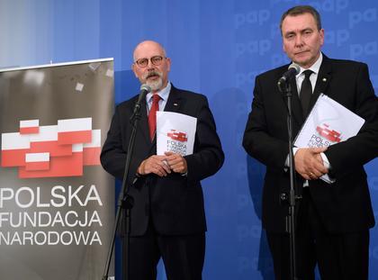 Polska Fundacja Narodowa PFN Maciej Świrski