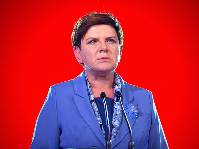 Beata Szydło polityka Prawo i Sprawiedliwość PiS Sejm
