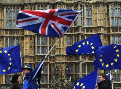 Theresa MayBrexit Wielka Brytania