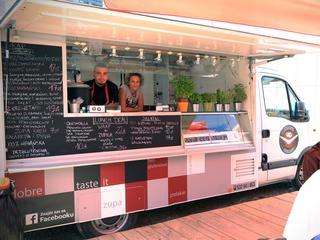 Food truck, czyli piekło na kołach