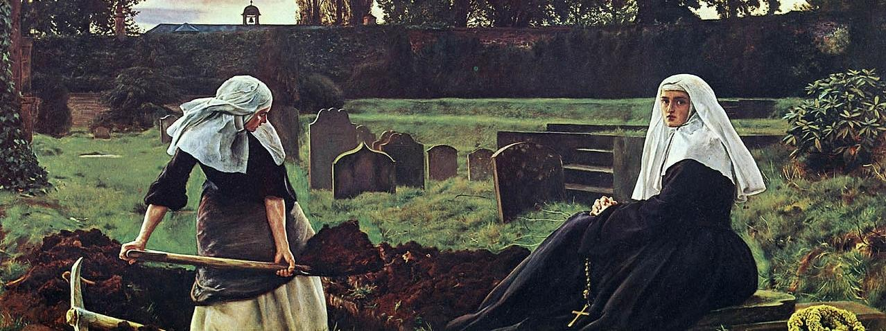 W średniowieczu klasztor stanowił dla kobiet alternatywę dla zamążpójścia