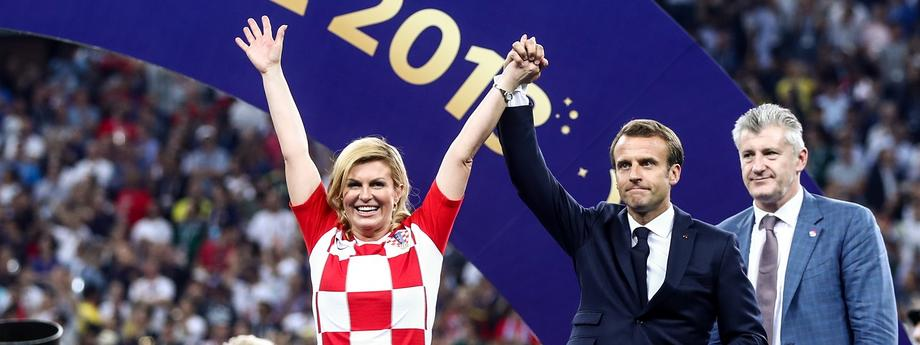 2018 FIFA World Cup Final: France 4 - 2 Croatia
