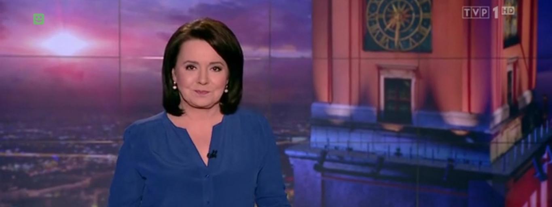 Danuta Holecka Wiadomości TVP