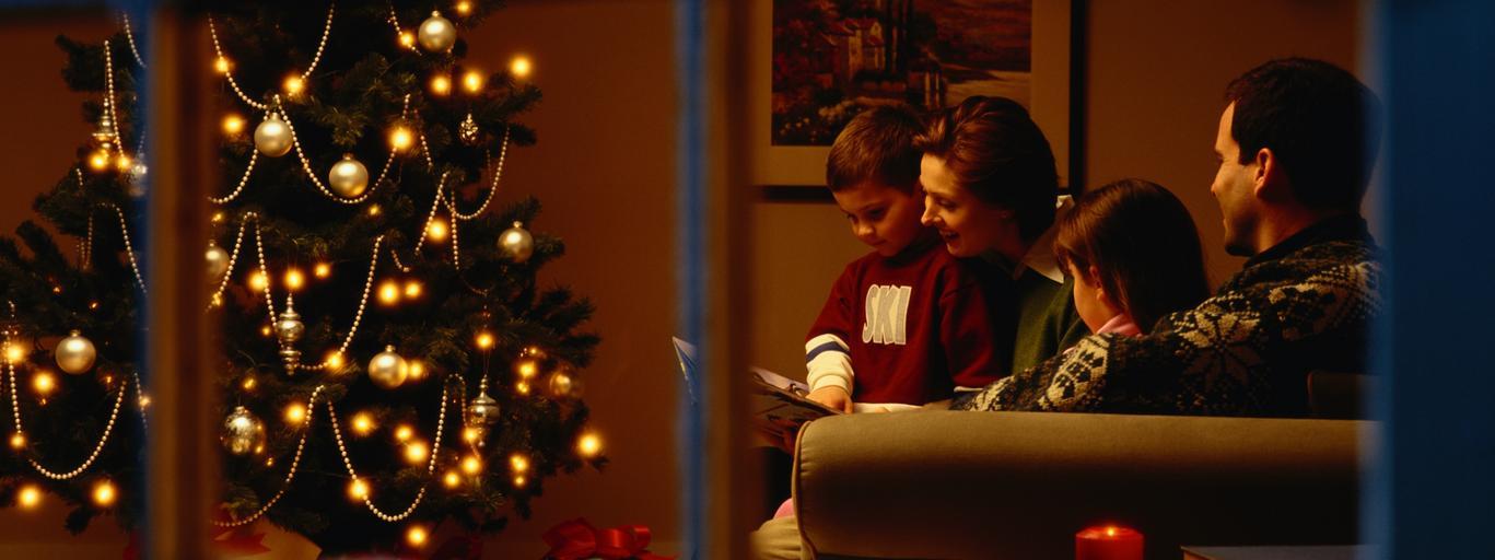 święta, prezenty, wigilia, rodzina