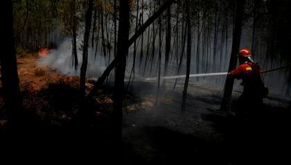 Portugalia w ogniu