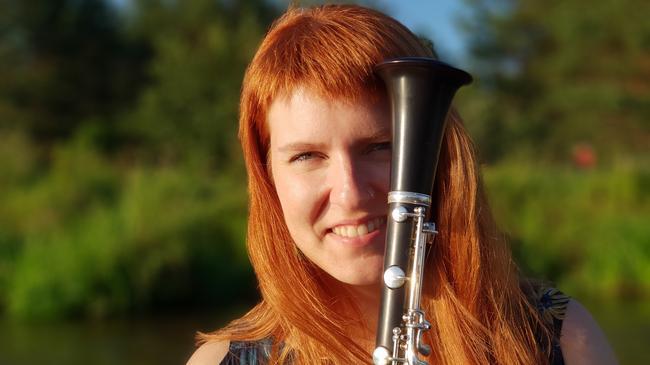Magdalena Sowul z zespołu Ugla
