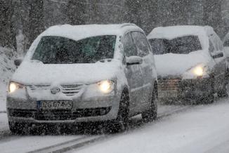 W najbliższych dniach deszcz, śnieg i przymrozki. Kiedy przyjdzie wiosna?