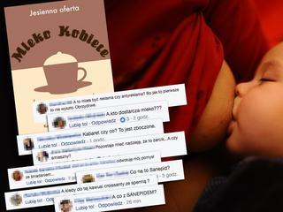 Warszawska kawiarnia zaserwuje kawę z kobiecym mlekiem? Sanepid już zapowiada kontrolę