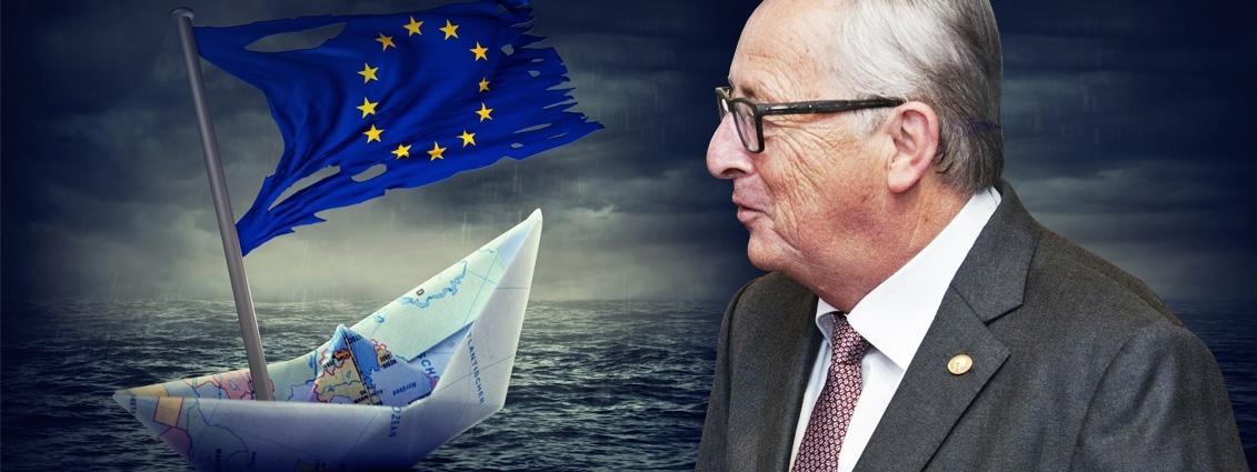 Jean-Claude Juncker i Unia Europejska