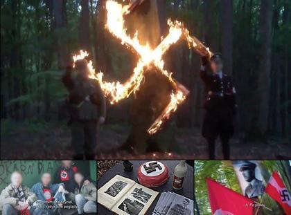 neonaziści Duma i Nowoczesność