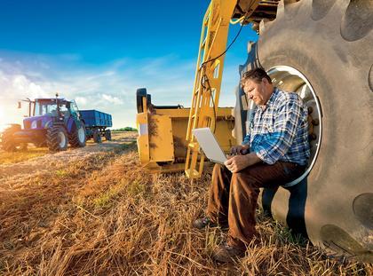 Rolnictwo rolnik farmer