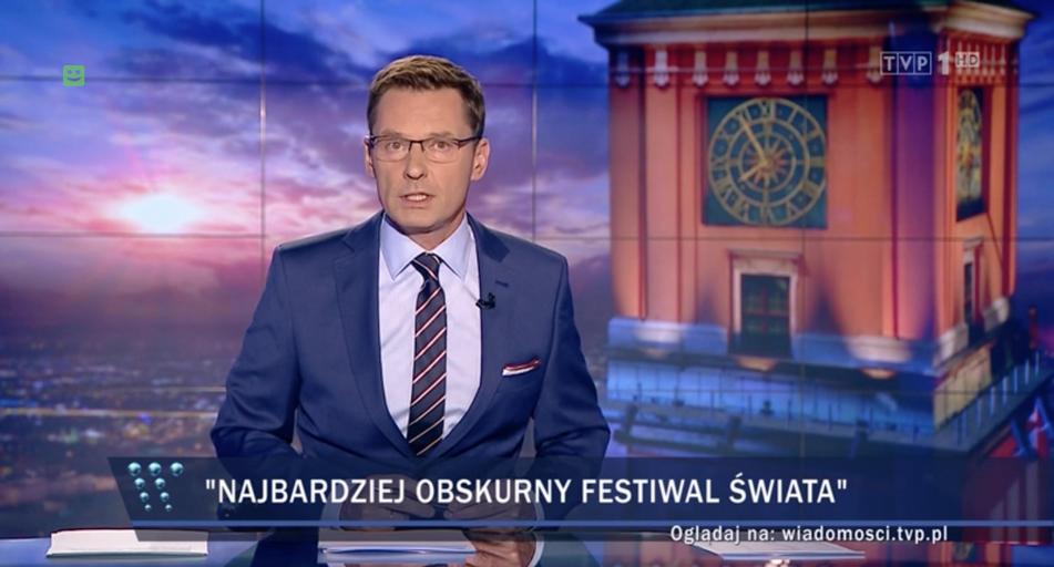 TVP WIadomości Woodstock