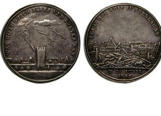 Wybuchowy medal