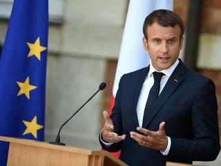 Macron grozi Europie sankcjami. Powód? Brak pomocy uchodźcom