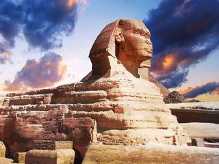 Są tylko dwa dni w roku, w których Sfinks odkrywa swoje tajemnice