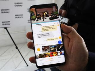 Samsung Galaxy S8. Tak prezentuje się najnowszy Samsung Galaxy S8 i S8 Plus