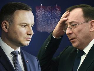 Adwokat o ułaskawieniu Mariusza Kamińskiego: Andrzej Duda złamał prawo