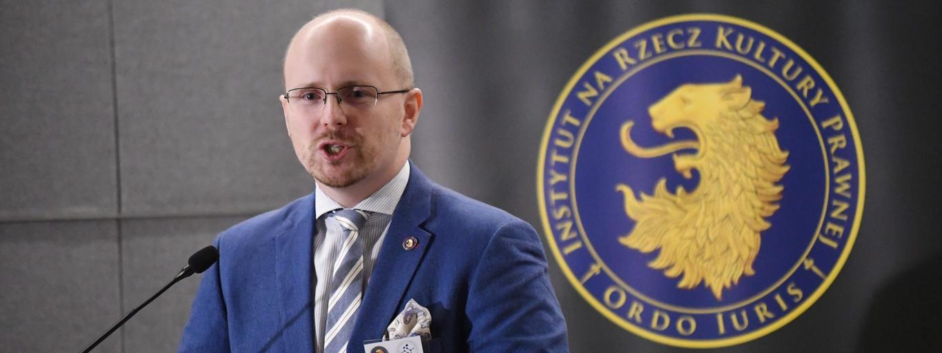Jerzy Kwaśniewski, Prezes Instytutu na rzecz Kultury Prawnej Ordo Iuris