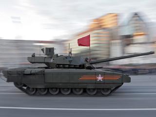 Rosjanie wyślą w kosmos czołg? Ma być to odpowiedź na Teslę Elona Muska na orbicie