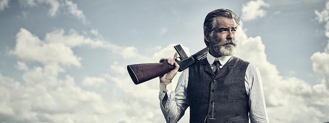 Pierce Brosnan as Eli McCullough - The Son