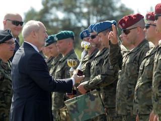 """""""Jedną w chorób, która toczy polską armię, jest chęć podobania się przełożonym... i lizusostwo"""""""