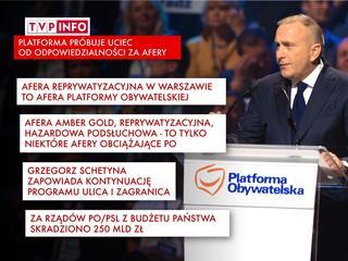 """Tego nie sposób """"odzobaczyć"""". TVP Info przeszło samo siebie"""