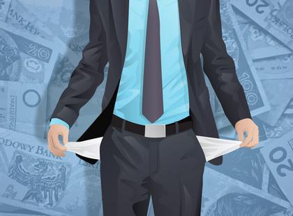 pieniądze, podatki, kryzys