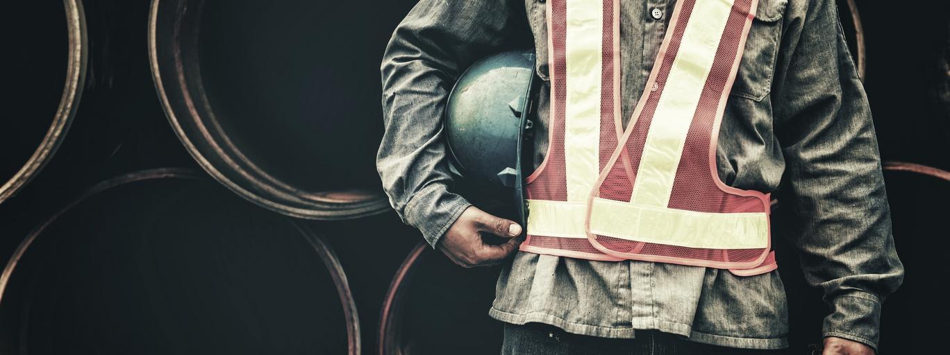 robotnik przemysł budowa gospodarka