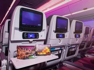 Zobacz, jak linie lotnicze ulepszają klasę ekonomiczną
