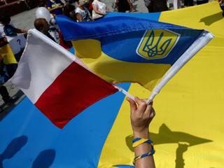 Relacje z Ukrainą najgorsze od lat. Rząd PiS-u w Sejmie zrzuca winę na Kijów