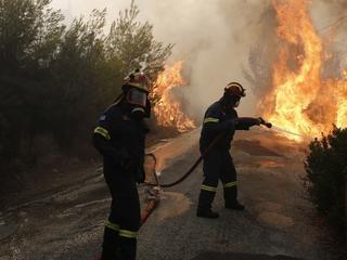 Wielkie pożary w Grecji. Zginęły 74 osoby, w tym dwoje Polaków.
