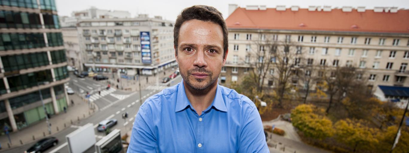 Rafał Trzaskowski Platforma Obywatelska PO polityka