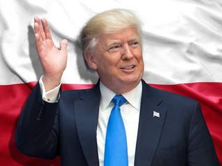 Czym Polska skusiła Trumpa? MSZ musiał zadeklarować... entuzjastyczne powitanie