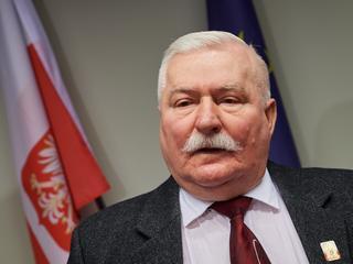 Kolizja limuzyny BOR wiozącej Lecha Wałęsę