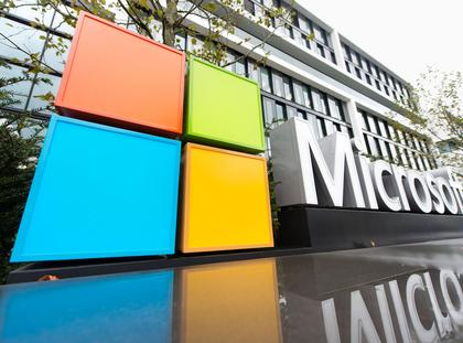 Microsoft opens new German headquatres