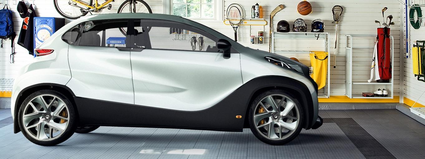 Samochód elektryczny Electromobility Poland