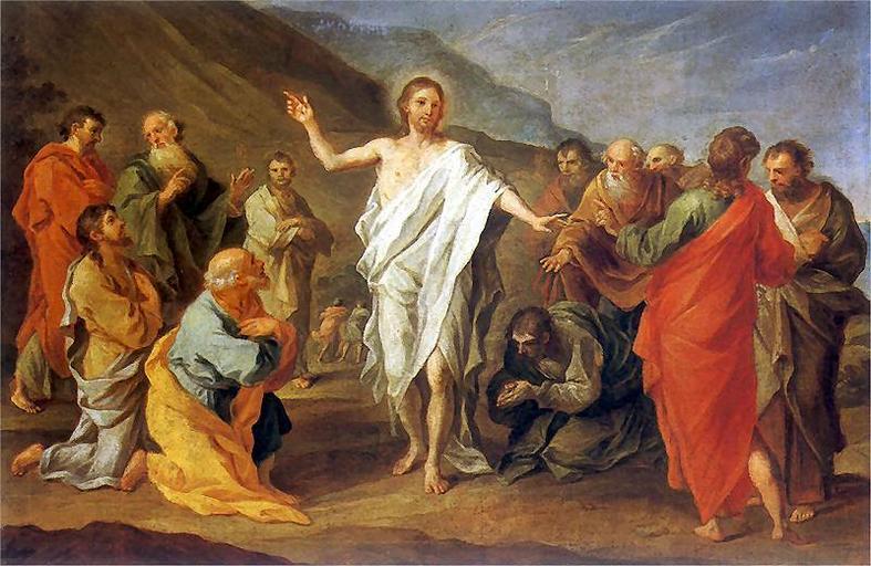 jezus zmartwychwstanie