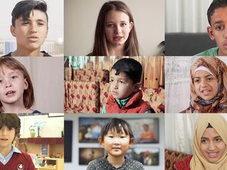 Jak życie w cieniu bomb zmienia dzieciństwo. Zobacz wzruszające wideo