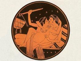 Starożytne porno [GALERIA 18+]