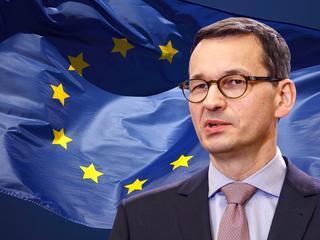 Bruksela nie nabierze się na Morawieckiego