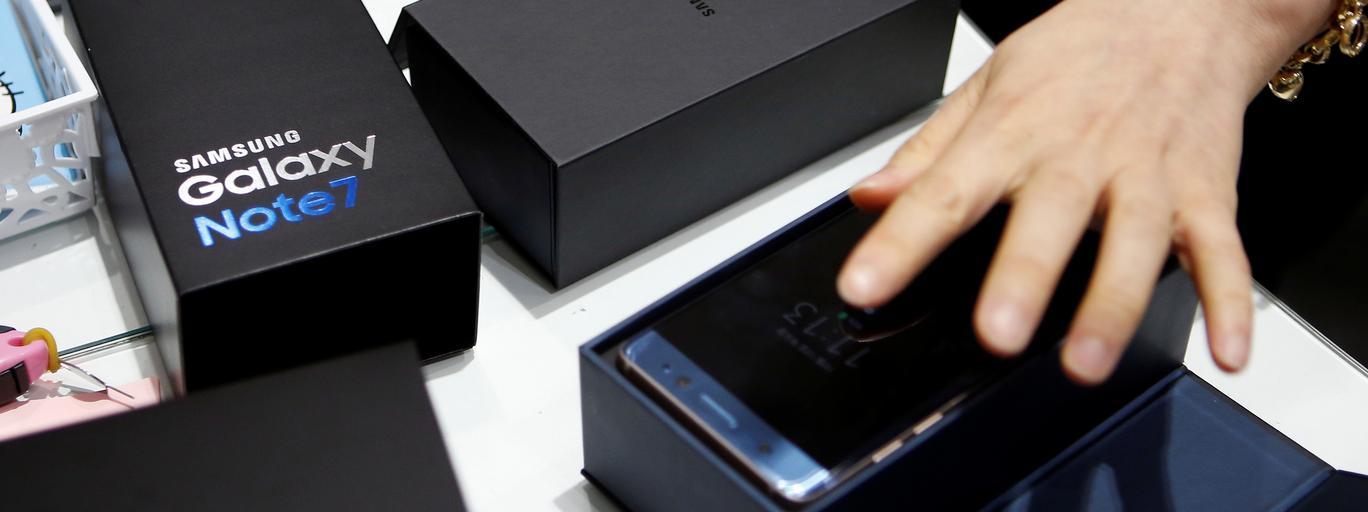 Prezentacja pierwszej wersji Samsung Galaxy Note 7