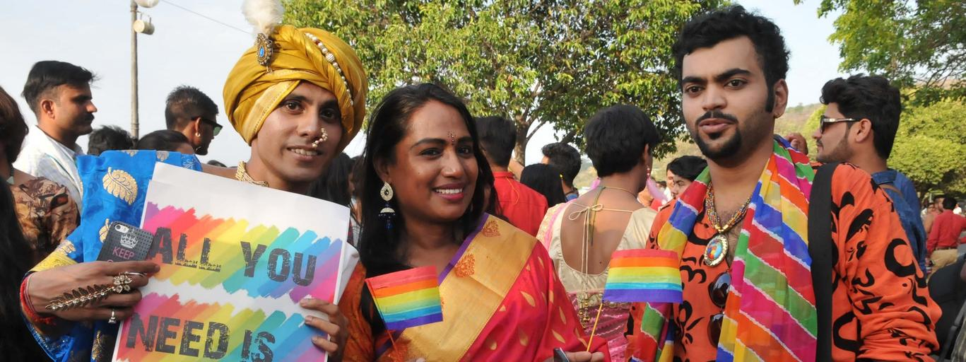 First Gay Pride Parade In Bhopal